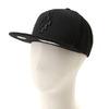 MARCELO BURLON STARTER CRUZ CAP -BLACK/BLACK CMLB002F170171031010画像