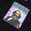 GOODENOUGH PRINT TEE KOZIK ART WORK BLACKxGREEN画像