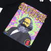 GOODENOUGH PRINT TEE KOZIK ART WORK BLACKxORANGE画像
