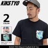 KIKS TYO Board Pocket S/S Tee KT1703T-24画像