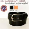 KC,s LEATHER CRAFT KID501 サドルレザーハーネスベルト画像