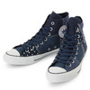 CONVERSE ALL STAR 100 RANRU HI NAVY 32961145画像