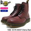 Dr.Martens 1460 8 EYE BOOT Cherry Red R11822600画像
