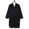 CASEY CASEY VELVET LONG COAT 09HM53画像