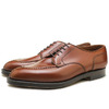 ALDEN 962 NORWEGIAN FRONT BLUCHER HANDSEWN VAMP MADE IN USA画像