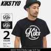 KIKS TYO Circle Logo S/S Tee KT1703T-23画像