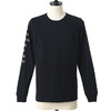 SATURDAYS SURF NYC Saturdays Stencil L/S Tee M51729LS02画像