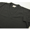 Two Moon V Neck Tee Shirts with Sleeve Pocket 20158画像