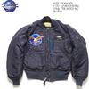 "Buzz Rickson's B-15C A.F.BLUE(MOD.) ""178th FTR INTCP SQ"" BR13893画像"