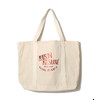MAISON KITSUNE SHOPPING BAG PALAIS ROYAL KUX8756画像