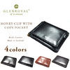 GLENROYAL MONEY CLIP WITH COIN POCKET画像