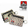 BEN DAVIS COIN CASE -LEOPARD- BDW-9032L画像