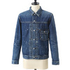 VANQUISH Paint denim jacket× Fragment Design VFJ1029画像