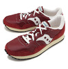 Saucony DXN TRAINER CL RED/WHT S70358-2画像