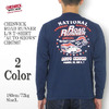 "CHESWICK ROAD RUNNER L/S T-SHIRT ""AUTO SHOWS"" CH67807画像"