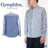 Gymphlex #J-0643 CRZ Button Down Shirt - Stripe Crazy -画像