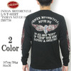 "INDIAN MOTORCYCLE L/S T-SHIRT ""INDIAN NEVER DIE"" IM67738画像"