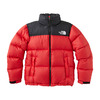 THE NORTH FACE NUPTSE JKT TNF RED ND91631画像