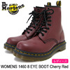Dr.Martens WOMENS 1460 8 EYE BOOT Cherry Red R11821600画像
