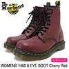 Dr.Martens WOMENS 1460 8 EYE BOOT Cherry Red R11821600画像
