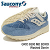 Saucony GRID 8500 MD BORO Washed Denim S70343-2画像