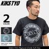 KIKS TYO Pigment Circle S/S Tee KT1703C-12画像