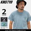 KIKS TYO Pigment Pocket S/S Tee KT1703C-11画像