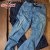 GRAMICCI DENIM DRAPING PANTS GMP-17F004画像