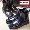 HUNTER WMNS ORIGINAL REFINED PENNY LOAFER CHELSEA WFS1002RGL画像