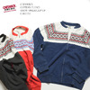 CHESWICK COTTON FLEECE SNOW SWEAT,ZIP UP CH67750画像