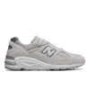 new balance M990NC2 WHITE画像