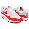 NIKE AIR MAX 1 ANNIVERSARY WHITE / UNIVERSITY RED 908375-103画像