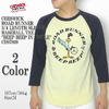 "CHESWICK ROAD RUNNER 3/4 LENGTH SLEEVE BASEBALL TEE ""BEEP BEEP IN CIRCLE"" CH67809画像"