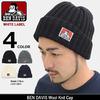 BEN DAVIS Wool Knit Cap WHITE LABEL BDW-9522画像