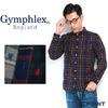 Gymphlex #J-0643VHC L/S B.D Check Shirts画像