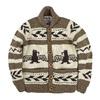 Kanata Cowichan Sweater Super Fine Melino THUNDERBIRD LEAF画像