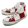 CONVERSE ALL STAR 100 ICHIMATSU HI WHITE/RED 32961452画像