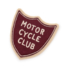 Schott FELT MOTORCYCLE PATCH 3179060画像