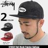 STUSSY Full Mesh Trucker Ballcap 131738画像