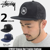 STUSSY Stussy Dot Trucker Ballcap 131747画像