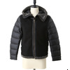 Ten-C SHEARLING HOODED LINER画像