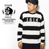 PAWN JAIL FOOTBALL SWEATER 96401画像