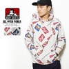 BEN DAVIS ALL OVER PARKA M-7780033画像