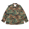 WTAPS JUNGLE LS 02 SHIRT.COTTON.SATIN.CAMO WOODLAND 172GWDT-SHM02画像
