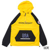 DOPE NATIONAL WINDBREAKER YELLOW画像