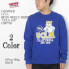 "CHESWICK UCLA SETIN SWEAT SHIRT ""UCLA JOE"" CH67752画像"