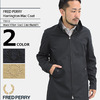 FRED PERRY Harrington Mac Coat JAPAN LIMITED F2512画像