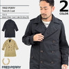 FRED PERRY Trench Coat JAPAN LIMITED F2513画像