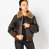 Schott WOMENS BOMBER JACKET 3271001画像