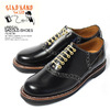 GLAD HAND × REGAL SADDLE-SHOES -BLACK-画像